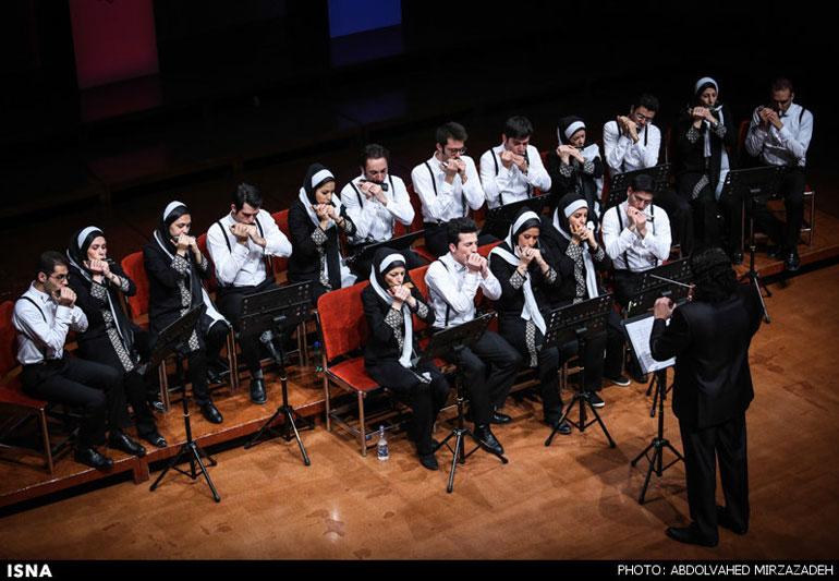 بیست و نهمین جشنواره موسیقی فجر - ایسنا