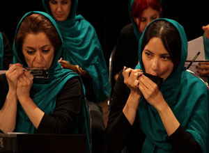 دختر بویر احمدی