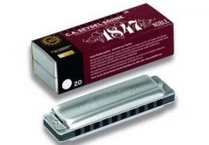 Seydel 1847 noble diatonic harmonica